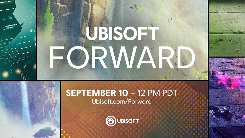 Próximo Ubisoft Forward acontecerá no dia 10 de setembro