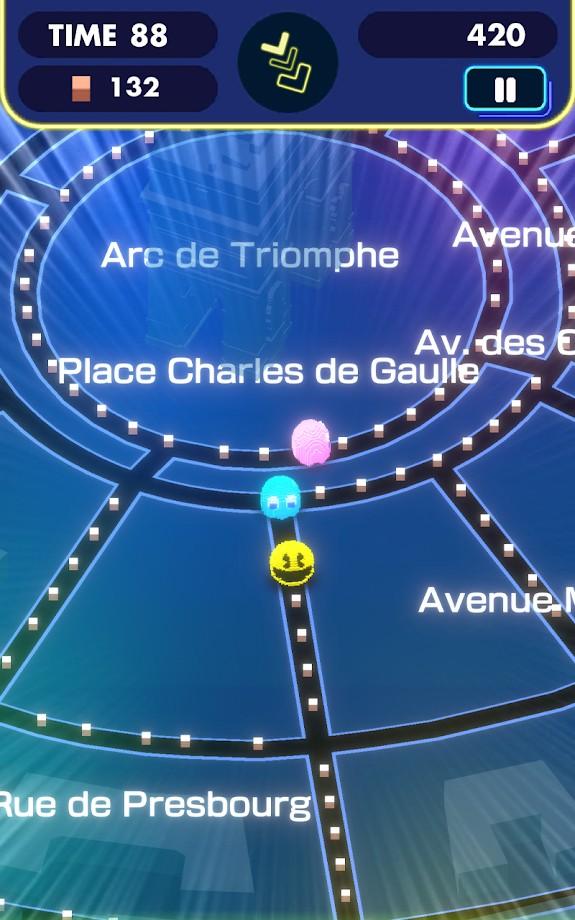 Bandai Namco anuncia Pac-Man Geo, que transforma seu mapa em labirintos