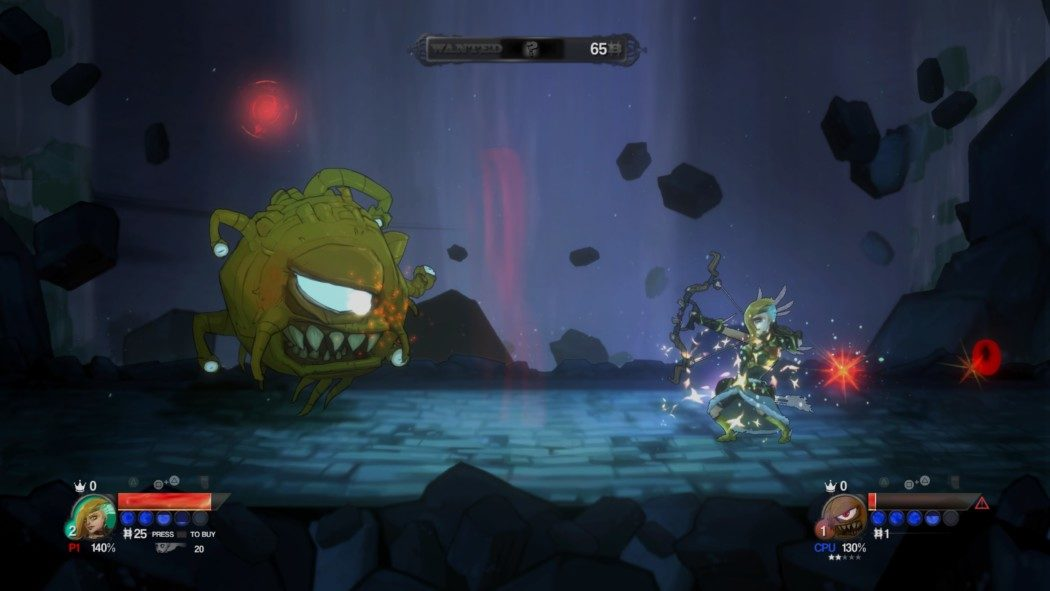 """Análise Arkade: Bounty Battle, o """"Smash Bros Indie"""" que deu errado"""