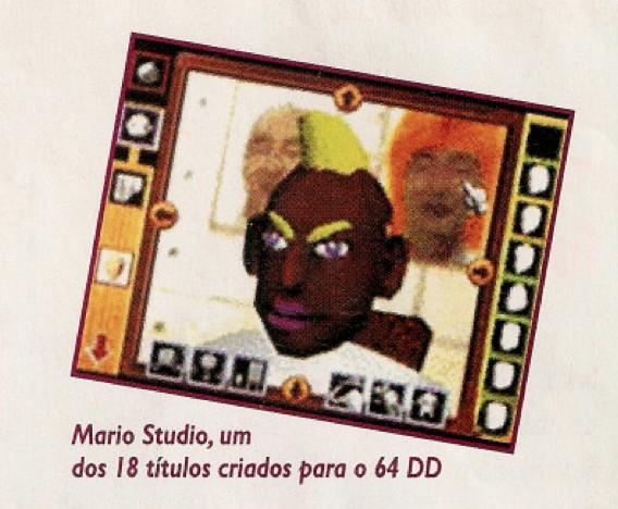 RetroArkade - O fiasco do 64DD na Super Game Power de dezembro de 2000
