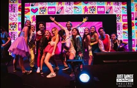 Just Dance M.A.C Challenge chega às finais, com participantes de seis países