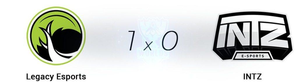 Worlds 2020 – PSG Talon impressiona no primeiro dia!