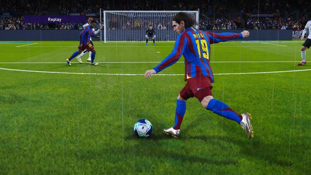 Análise Arkade: eFootball Pro Evolution Soccer 2021 Season Update