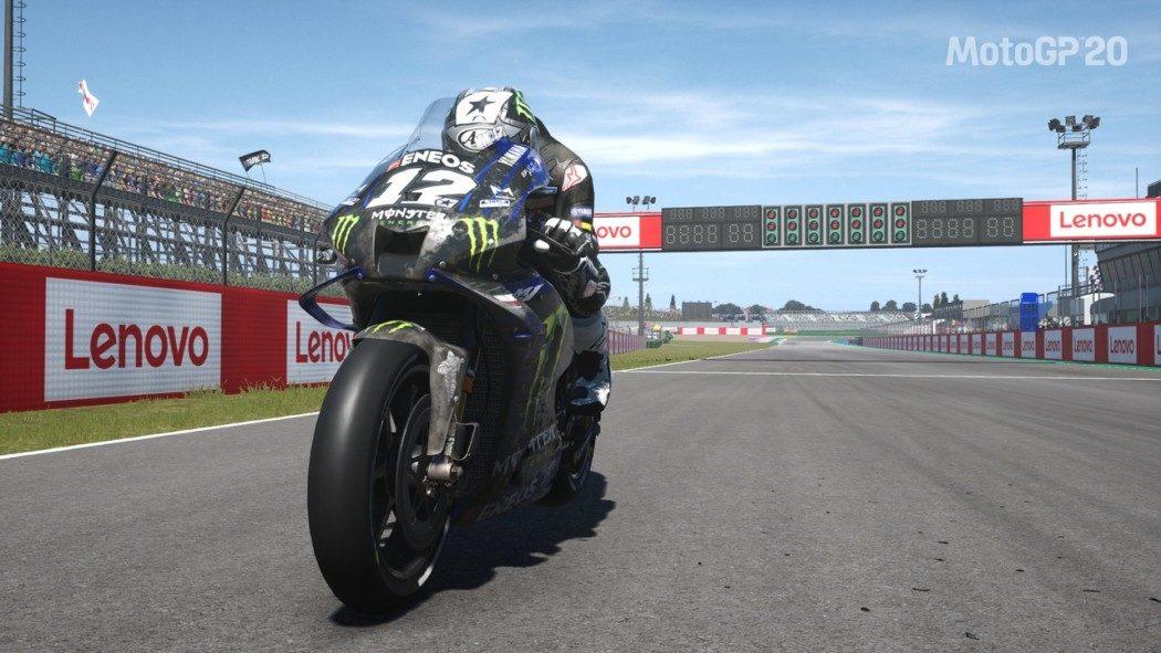 MotoGP 20 - Configure sua moto para mandar bem em San Marino