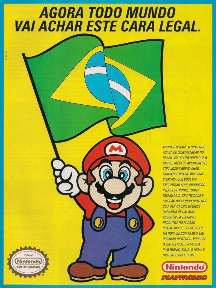 Uma análise do preço do Nintendo Switch no Brasil