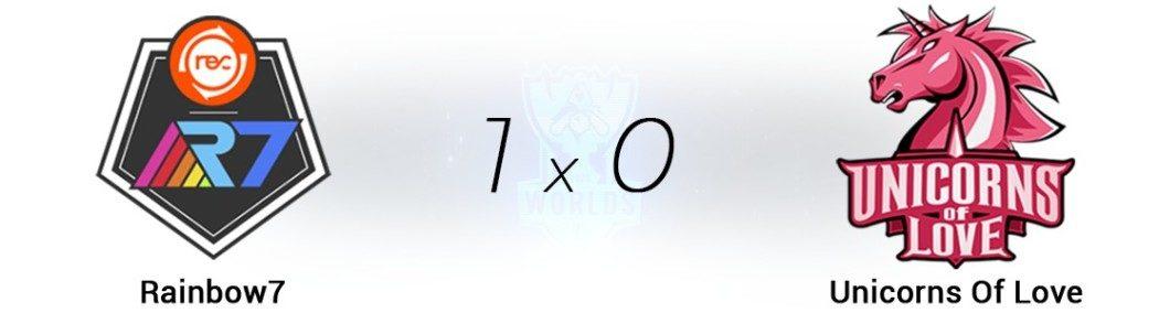 Worlds 2020 – PSG é a primeira equipe a avançar para a Fase de Grupos!