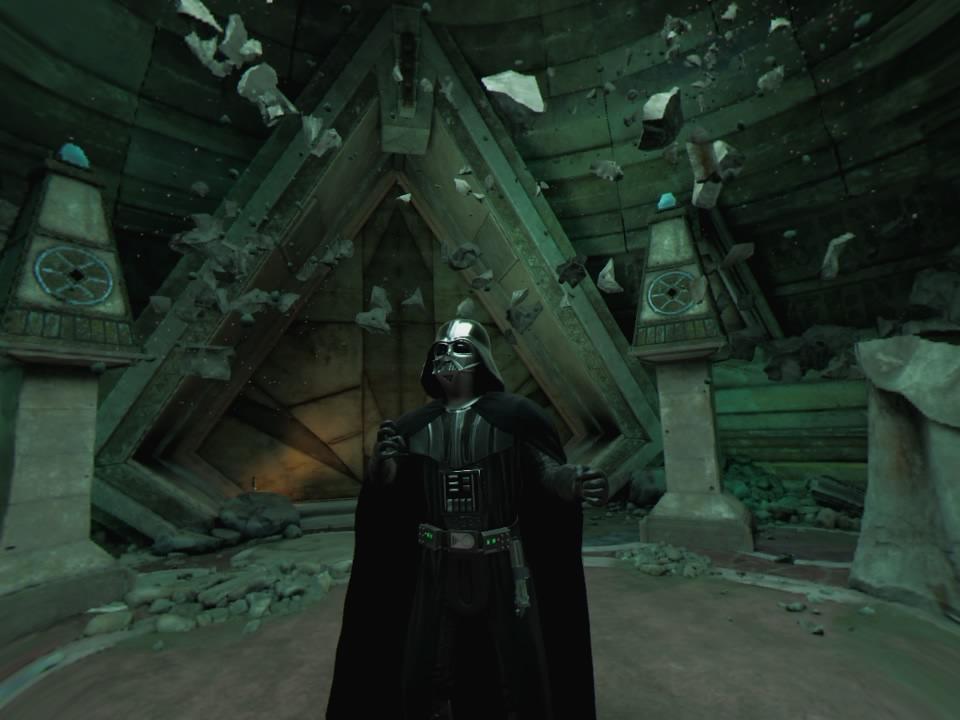 Arkade VR: Vader Immortal - A Star Wars VR Series