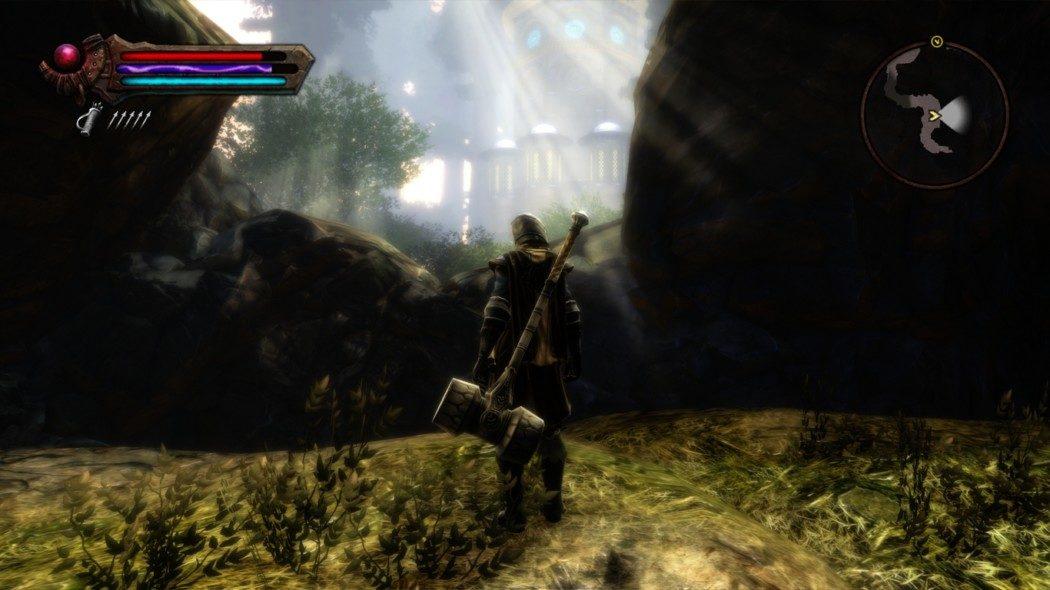 Análise Arkade - Kingdoms of Amalur: Re-Reckoning é um bom jogo de 2012, sem grandes melhorias