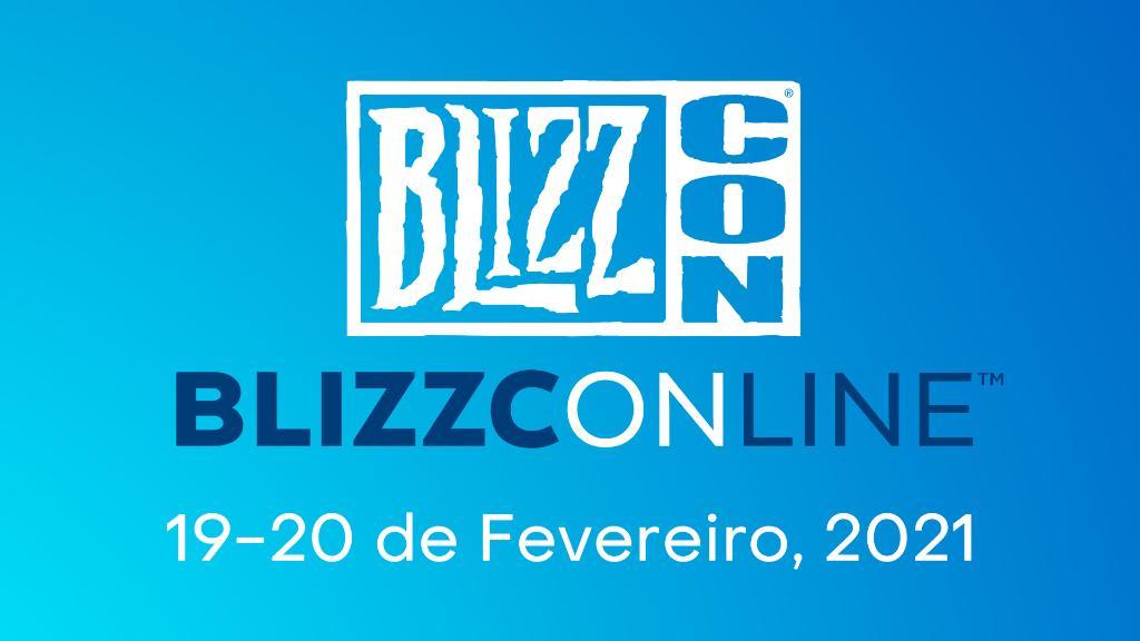 BlizzConline: versão digital do evento já tem data para acontecer