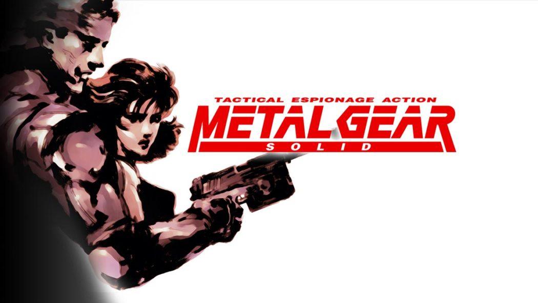 Konami relança Metal Gear, Metal Gear Solid e Metal Gear Solid 2 para PC