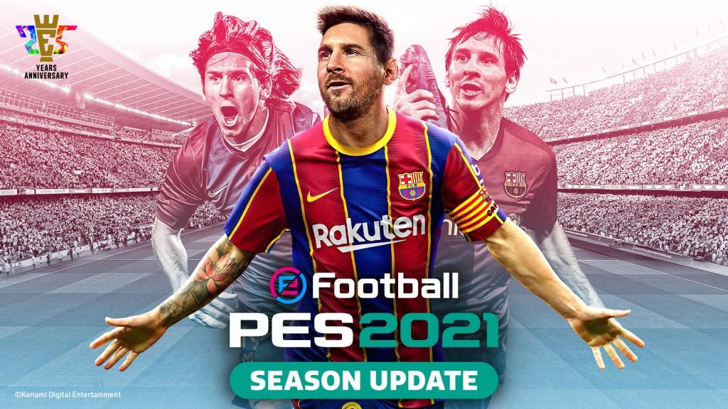 Confira o trailer oficial de lançamento (e o preço) de eFootball PES 2021