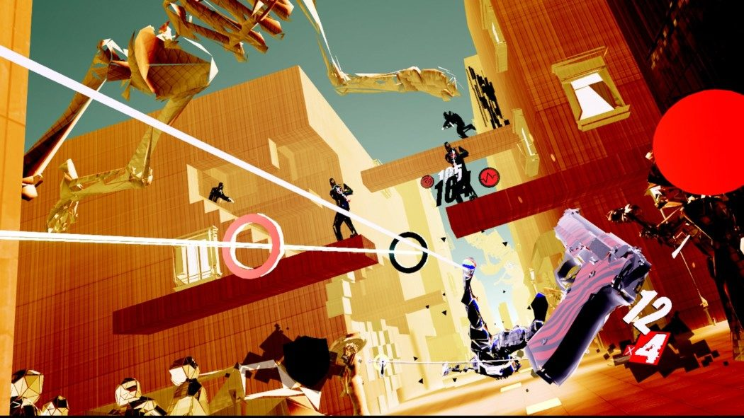 Arkade VR: Pistol Whip traz ritmo e tiros em jogatina frenética