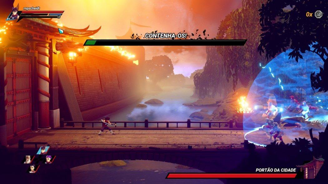 Análise Arkade: Shing!, um beat 'em up ninja com gameplay diferenciado
