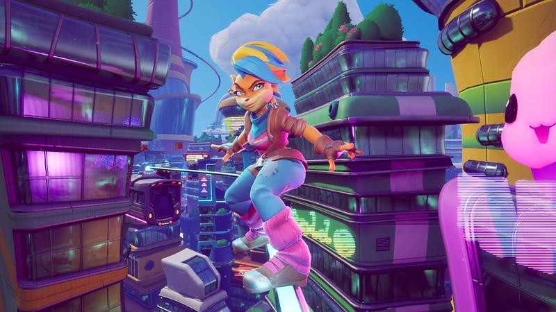 Crash Bandicoot 4 ganha novo vídeo de gameplay com Tawna, e terá demo para quem fez a pré-compra