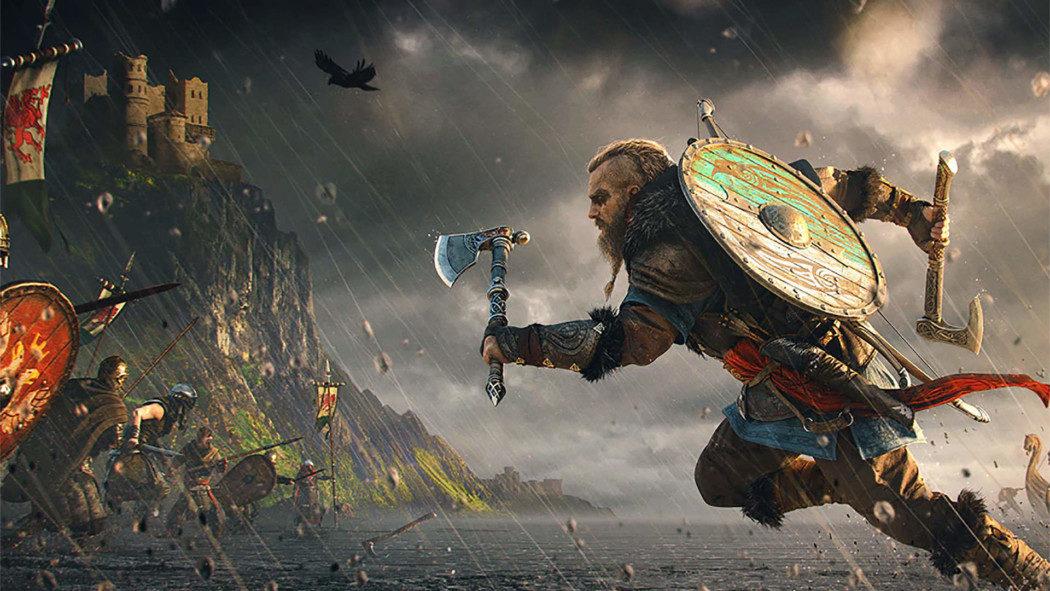 Assassin's Creed Valhalla quer superar Odyssey em conteúdo e DLCs
