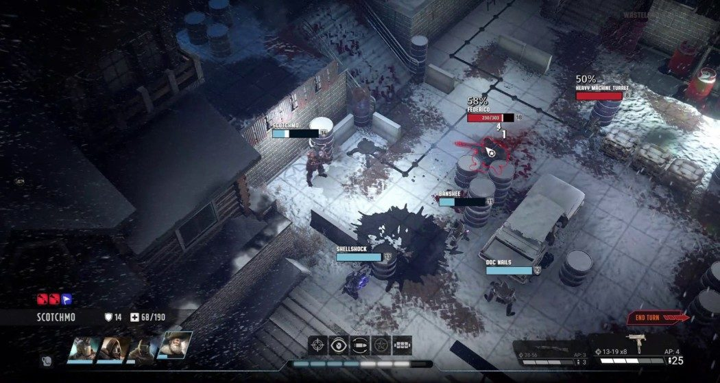 Análise Arkade: Wasteland 3 marca o retorno de uma grande franquia de RPG tático