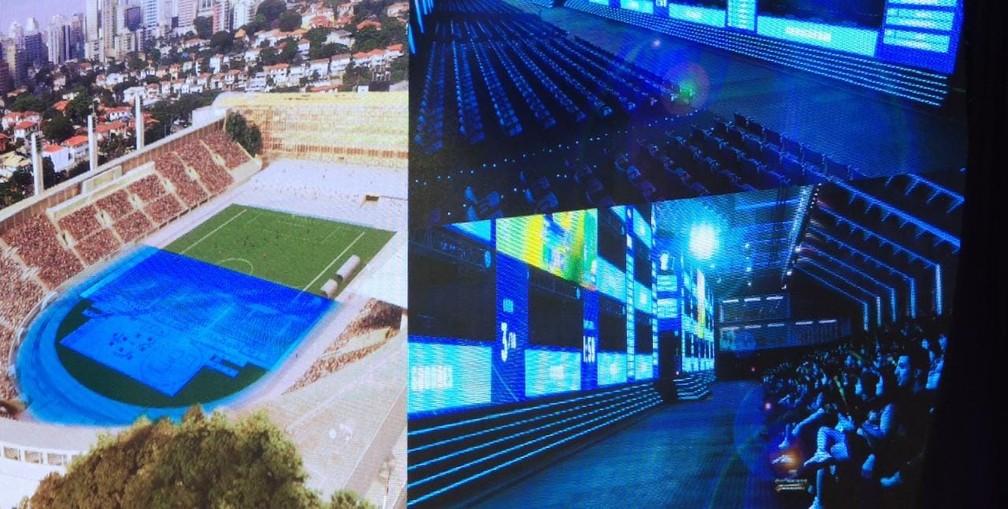 Pacaembu receberá arena de eSports focada em Battle Royale