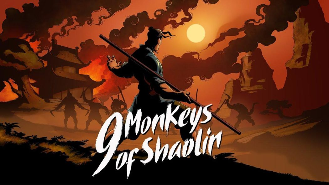 Análise Arkade: 9 Monkeys of Shaolin mistura kung fu, monges e piratas