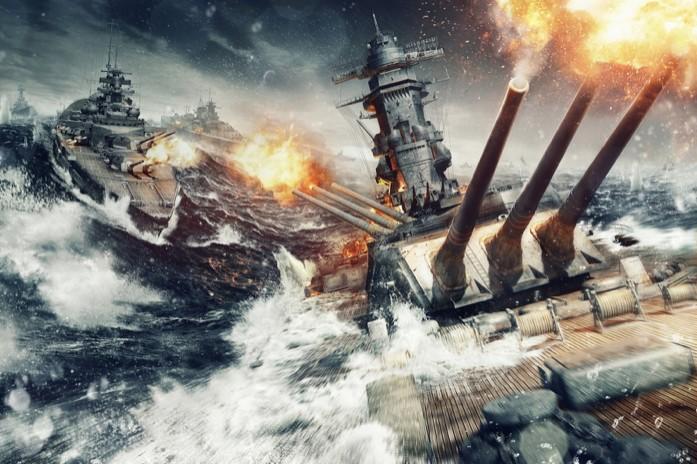 Sound Test Arkade Faixa 33 - World of Warships / Arthur Tohtash