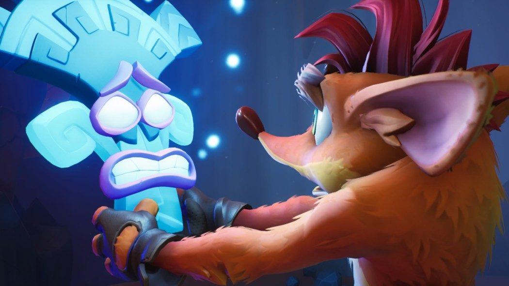 Análise Arkade: Muita diversão em Crash Bandicoot 4: It's About Time