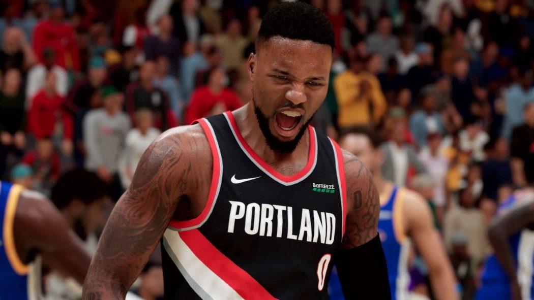 NBA 2K21 esbanja realismo em seu trailer da próxima geração