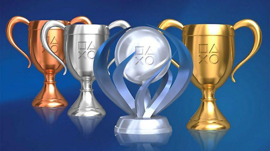 Sony revisa o sistema de troféus do Playstation; Platina será ainda mais valiosa