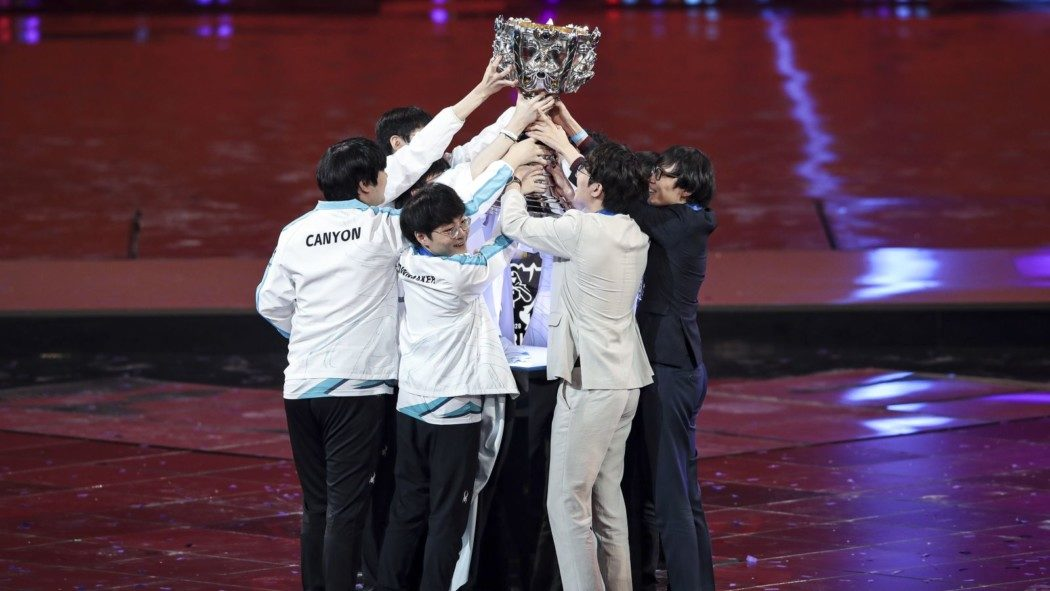 Worlds 2020 – DAMWON é Campeã Mundial!