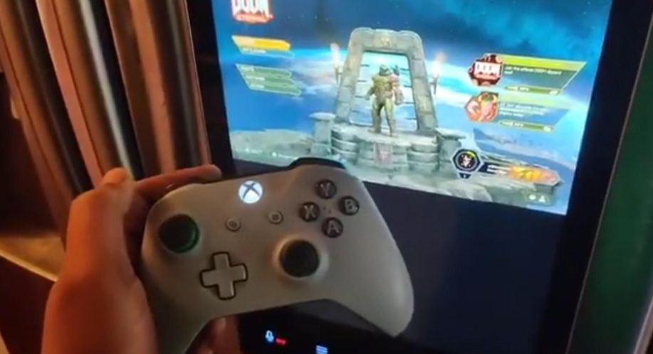 Que tal jogar Doom Eternal em uma geladeira? Com o xCloud, isso é possível!