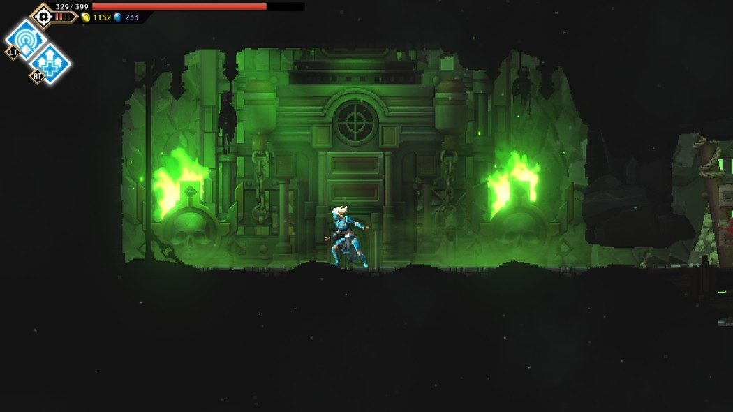Análise Arkade: Foregone, uma incrível mistura de MetroidVania com Roguelike