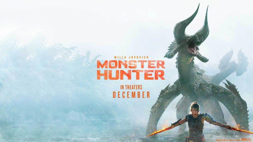 Monster Hunter: trailers do filme não foram bem recebidos pelos fãs