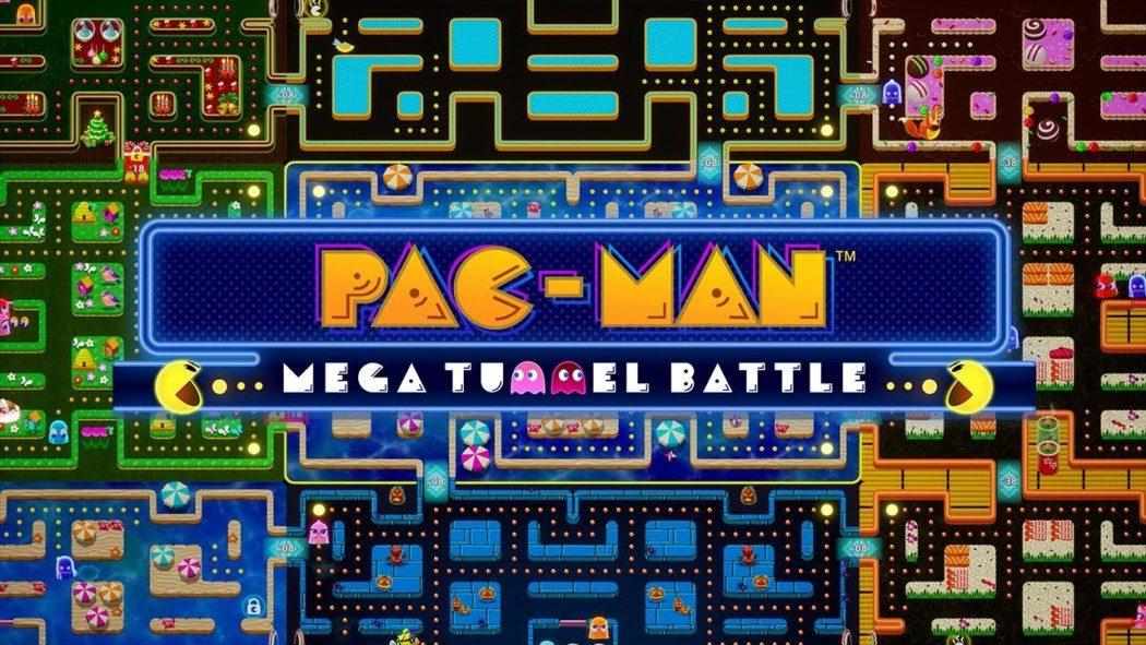 Pac-Man Mega Tunnel Battle: Google Stadia vai receber Battle Royale exclusivo do Pac-Man!