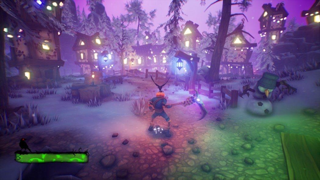 """Análise Arkade: Pumpkin Jack, um ótimo jogo de plataforma 3D """"com alma de PS1"""""""
