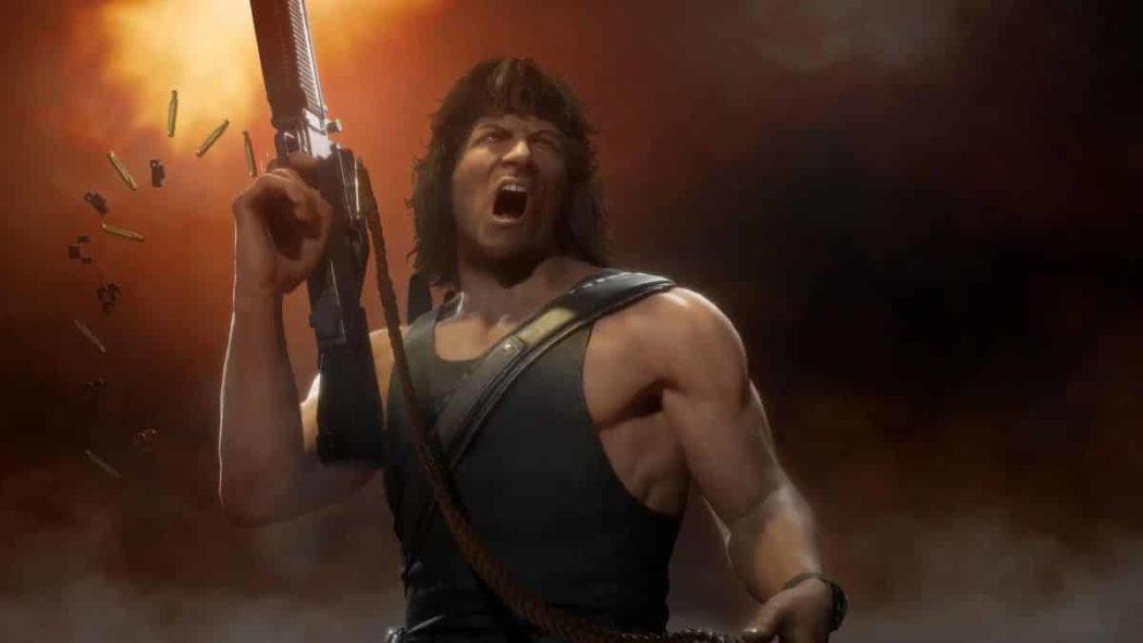 Mortal Kombat 11 Ultimate: confira os golpes e o Fatality do Rambo