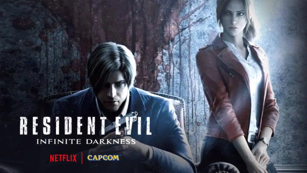 Resident Evil: Infinite Darkness entrará no cânone da franquia, segundo a Netflix