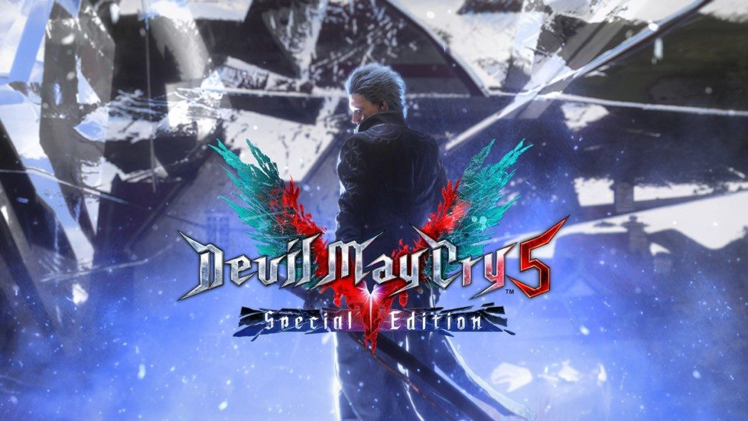 Vergil é o protagonista do trailer de lançamento de Devil May Cry 5 Special Edition