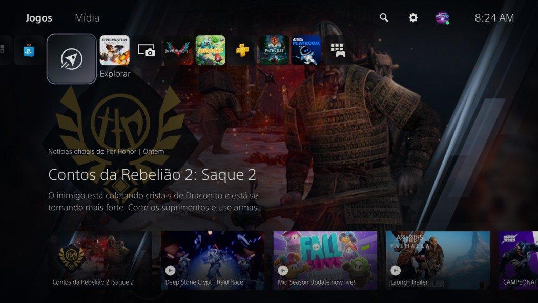 Primeiras Impressões: o Playstation 5 e o incrível DualSense