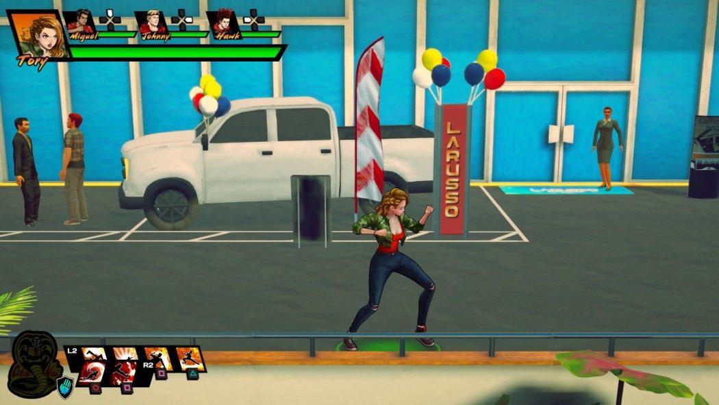 Análise Arkade - Cobra Kai: The Karate Kid Saga Continues