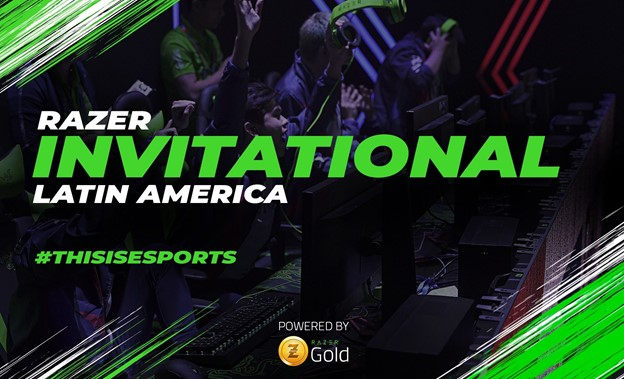 Razer Invitational Latin America, o maior torneio regional de esports da América Latina!