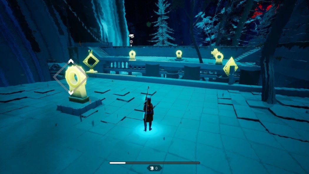 Análise Arkade: The Pathless, uma mistura de Journey com Shadow of the Colossus
