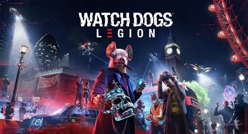 Análise Arkade - A resistência britânica de Watch Dogs Legion