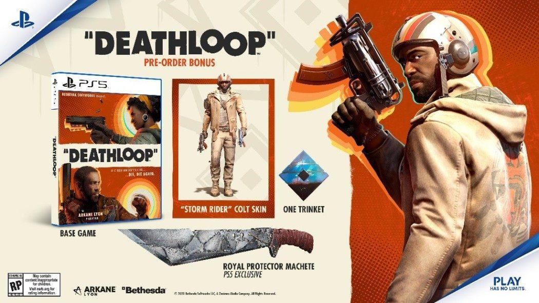Deathloop confirma lançamento para maio de 2021 em novo trailer