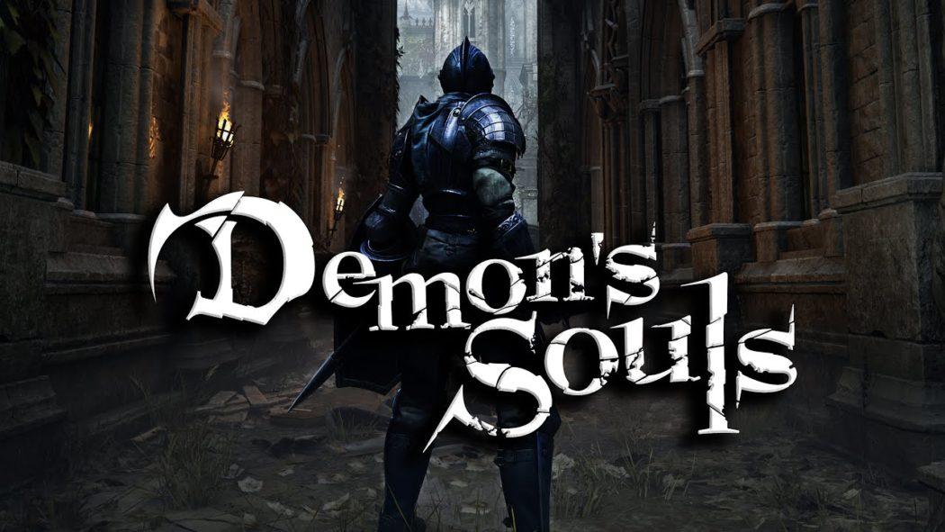 Assista a 12 minutos de gameplay do remake de Demon's Souls