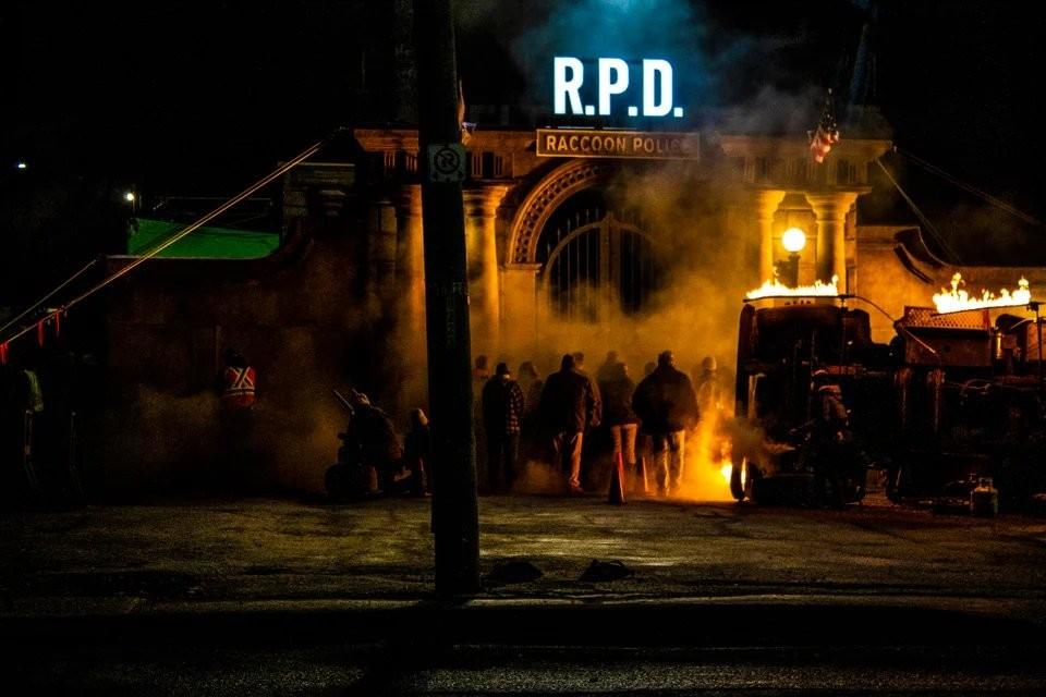Imagens do reboot de Resident Evil nos cinemas surgem na internet
