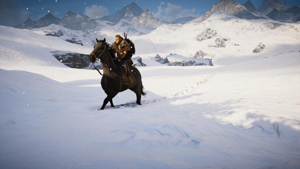 Análise Arkade - A hora dos Vikings chegou em Assassin's Creed Valhalla