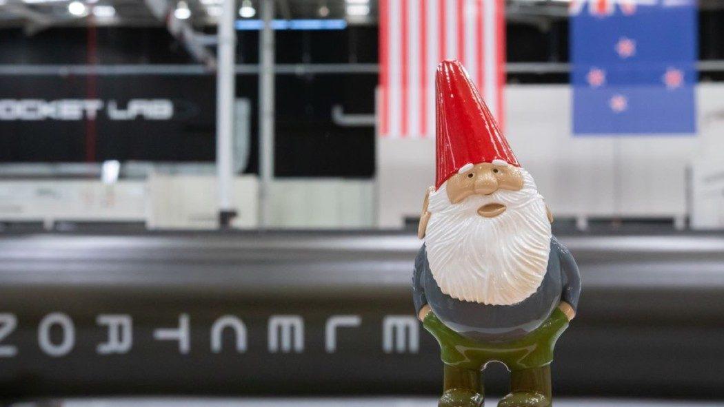 Gabe Newell lançará o gnomo Chompski no espaço em prol da caridade