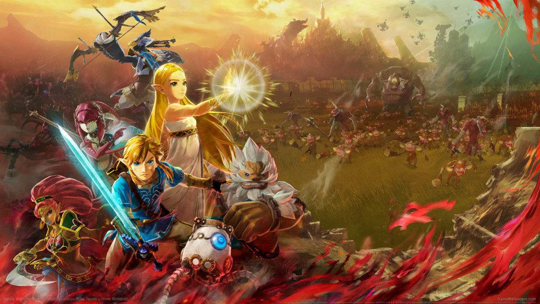 Lançamentos da semana: Playstation 5 no Brasil,  Hyrule Warriors: Age of Calamity, e mais