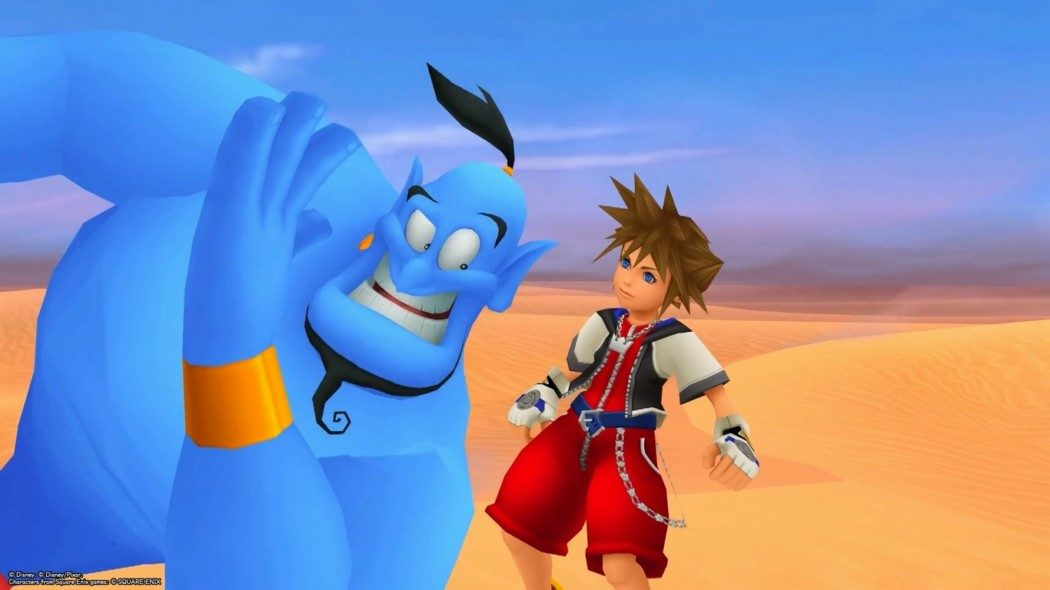 Análise Arkade - Kingdom Hearts: Melody of Memory, um jogo de ritmo diferente
