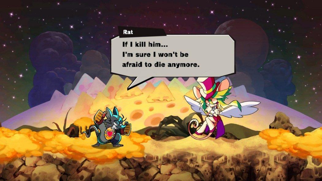 Análise Arkade: Mad Rat Dead traz uma jornada de vingança pautada pelo ritmo