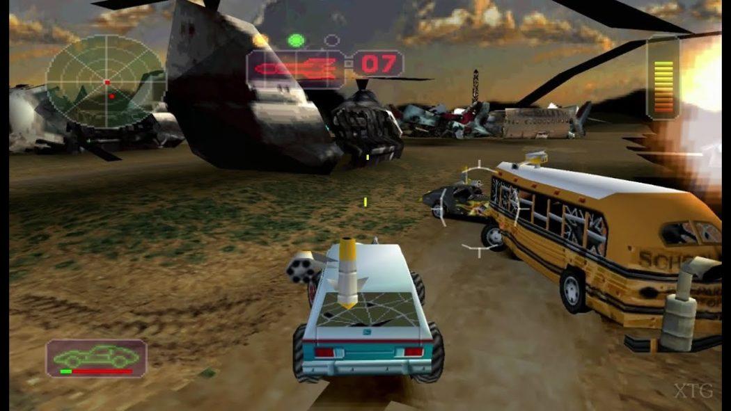 RetroArkade - O dia que James Bond brincou de Velozes e Furiosos em 007 Racing