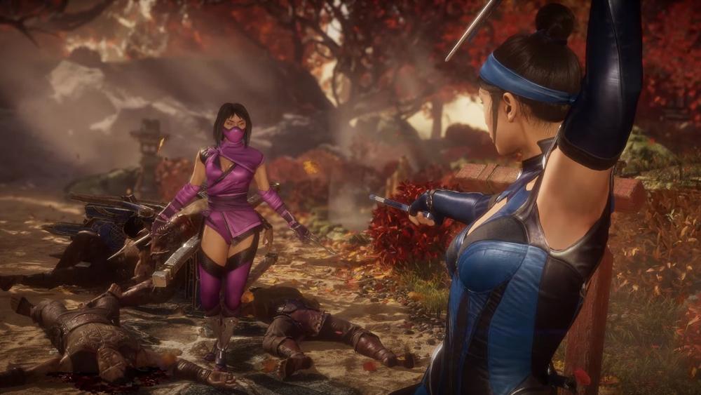 Mais sanguinária do que nunca! Confira o trailer de gameplay de Mileena em MK11 Ultimate